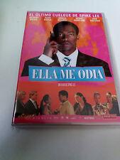 "DVD ""ELLA ME ODIA"" SPIKE LEE ANTHONY MACKIE ELLEN BARKIN MONICA BELLUCCI WOODY H"