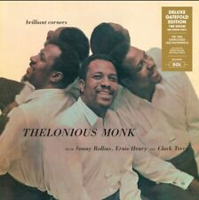 Thelonious Monk - Brilliant Corners - 180 g Deluxe Gatefold Vinyl Lp - Brand New