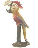 Parrot Cast Iron Bottle Opener