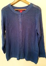Womens Cardigan Woman Within Lightweight Sweater Size S small