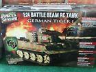 Forces Of Valor German TIGER I Battle Beam R/C Tank 1:24 Scale Radio Control