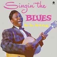 Singin' the Blues by B.B. King (Vinyl, May-2015, Wax Time)