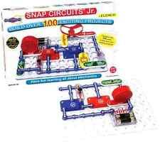 Elenco Electronic Snap Circuits Jr Kit Kids Create Learn Electrical Light Sensor