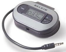 Belkin TuneCast II FM Transmitter F8V3080 iPod iPhone MP3 Player car radio NEW