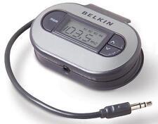 Belkin TuneCast II FM Transmitter F8V3080 iPod iPhone MP3 Player car radio NEW
