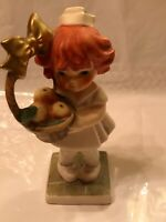 1967 Goebel Charlot Redhead Figurine CHEER UP BYJ50 ,W.Germany Pre Owned