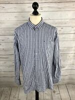 TOMMY HILFIGER Shirt - Large - Custom Fit - Check - Great Condition - Men's