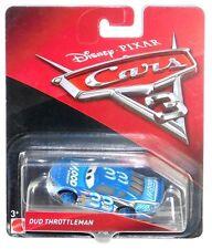 Disney Pixar Cars 3 Dud Throttleman Mood Springs 1:55 Diecast Vehicle IN HAND!