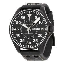 NEW Hamilton Khaki King Pilot Men's Automatic Watch - H64785835