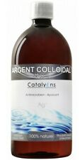 Argento Colloidale 20 Ppm 1 Litro CATALYONS