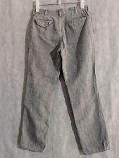 Comme des Garcons Homme Plus Herringbone Denim Workwear Jeans Pants Medium