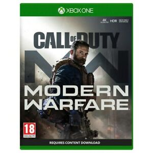 Call of Duty Modern Warfare MW Xbox One Fast Delivery!