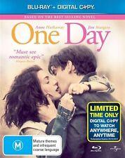 One Day (Blu-ray, 2011, 2-Disc Set)