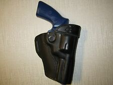 "FITS: RUGER GP100 357 MAGNUM WITH 4.2"" BARREL, leather owb, belt slot holster"