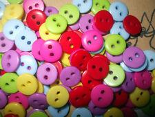De 9 Mm Surtidos botones Acrilicos X 120 Manualidades Tarjetas embellishmwnt