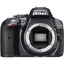 Macchina Fotografica Fotocamera Reflex DSLR Nikon D5300 Grey solo corpo