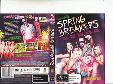 Spring Breakers-2012-James Franco-Movie-DVD