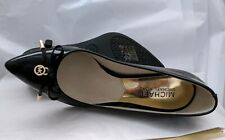 Michael Kors Black Patent Leather Pumps, Size 5 / Туфли Майкл Корс 35.