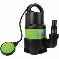 Schmutzwasserpumpe Tauchpumpe Entwässerung Wassersauger Regenpumpe Wasserpumpe