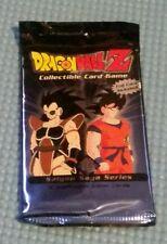 Dragon Ball Z Saiyan saga ccg sealed booster pack