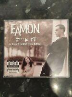 ID5783z - Eamon - Fuck It I Don't Wan - 82876 60850 2 - CD - uk