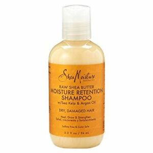 New Shea Moisture Moisture Retention Shampoo, 3.2 Pound