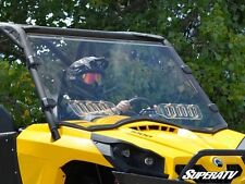 Can-Am Commander Scratch Resistant Vented Full Windshield