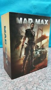 MAD MAX APOCALYPSE EDITION BOX SONY PLAYSTATION 4 GAME PS4