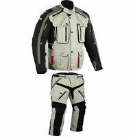 Herren Motorrad Kombi Motorrad Touring Textil Jacke und hose Motorrad Kombi Neu