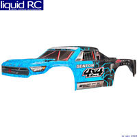 Arrma AR402247 AR402247 Body Pntd Decal Trim Blue Senton 4x4 Mega