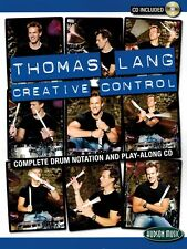 Creative Control Percussion Book and CD NEW 006620110