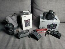 Canon EOS 5D Mark IV EF 24-70mm f/2.8L II USM Lens Kit - Black