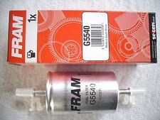 FRAM G5540 Petrol Filter:AUDI A2,A3,A3.JAGUAR X-TYPE.VW GOLF,POLO.OPEL ASTRA,ETC