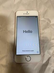 Apple iPhone SE 2016 - 64GB - Sprint