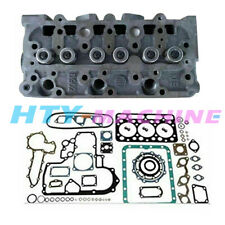 D902 Cylinder Head & Gasket Set For Kubota BX23S BX1880 BX2360 BX2380 ZD1021