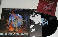 LP VICTOR PERAINO'S KINGDOM COME with ARTHUR BROWN Journey In Time BWR 157 MINT