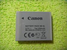 GENUINE CANON NB-6L BATTERY FOR CANON S90 S95 SX260, SX280, SX510, SX600, SX610