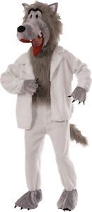 Wolf In Sheep's Clothing Costume Headpiece Halloween Dress Up Forum Novelties