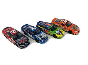 Winner's Circle/Action NASCAR Diecast Cars 1/64 Scale Lot of 4 Sipiderman Joker
