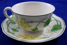 Villeroy & and Boch GERANIUM MALVA tea cup and saucer