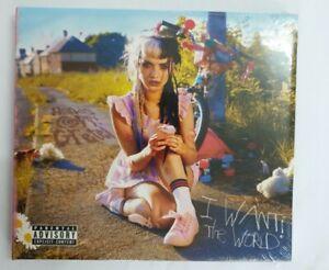 1Q# Hands Of Gretel I Want The World Cd Album