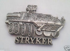 STRYKER ARMORED FIGHTING VEHICLE  Military Veteran US ARMY Hat Pin 14582 HO