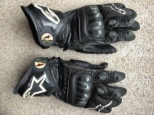 Alpinestars GP Tech Gloves Black Large