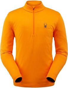Spyder Sweatshirt Skirolli  Herren Gelb
