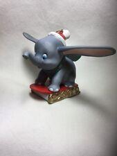 Grolier Collectibles Porcelain Disney Dumbo Christmas Ornament