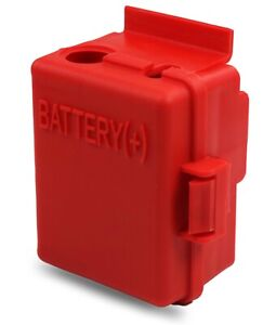 GM/Hummer RED H2 OEM Battery Junction Block - Battery (+) 10mm x 1.5 Stud