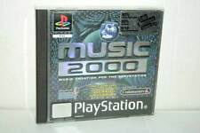 MUSIC 2000 MUSIC CREATION FOR THE PLAYSTATION USATO SONY PSONE VER ITA FR1 38759