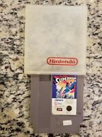 Superman [ Nintendo ] NES ** Authentic ** Cartridge NO MANUAL FREE SHIPPING