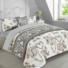 Dreamscene Complete Bedding Set Duvet Cover With Pillowcase Runner Sheet Millie
