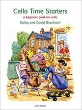 Cello Time Starters (cello/CD); Blackwell, K & D, FMW - 9780193365834